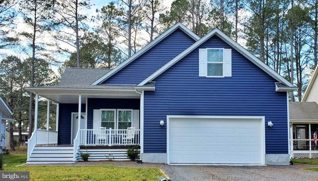 31 King Richard Road, OCEAN PINES, MD 21811 (#MDWO119602) :: Colgan Real Estate