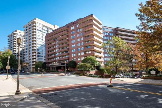 4550 N Park Avenue #711, CHEVY CHASE, MD 20815 (#MDMC741546) :: CENTURY 21 Core Partners