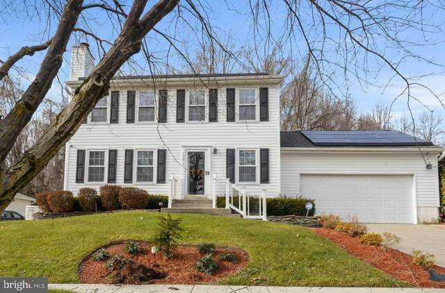 17014 Village Drive W, UPPER MARLBORO, MD 20772 (#MDPG594276) :: Pearson Smith Realty