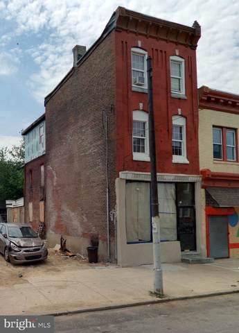 2628 Cecil B Moore Avenue, PHILADELPHIA, PA 19121 (#PAPH980532) :: Keller Williams Real Estate