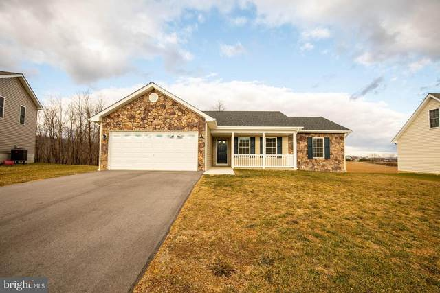 420 Duckwoods Lane, MARTINSBURG, WV 25403 (#WVBE183204) :: Advance Realty Bel Air, Inc
