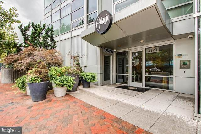 6820 Wisconsin Avenue #8001, BETHESDA, MD 20815 (#MDMC741562) :: AJ Team Realty
