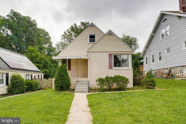 5615 Belle Vista Avenue, BALTIMORE, MD 21206 (#MDBA537396) :: Arlington Realty, Inc.