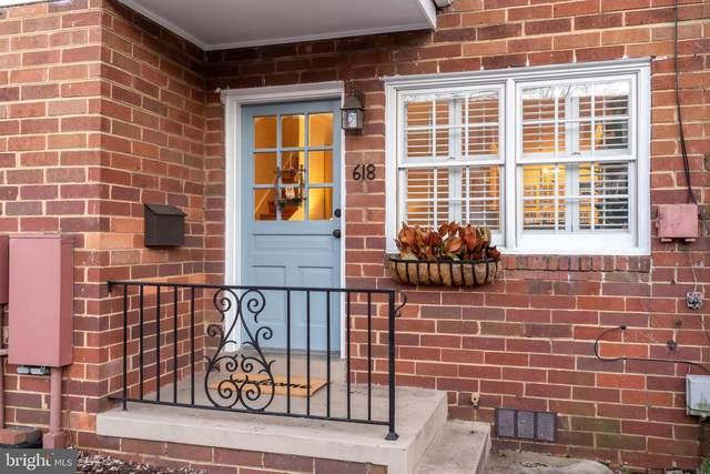 618 S Pitt Street, ALEXANDRIA, VA 22314 (#VAAX255224) :: Jacobs & Co. Real Estate