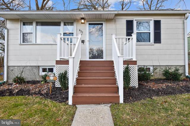 421 W Maple Road, LINTHICUM HEIGHTS, MD 21090 (#MDAA457240) :: Keller Williams Flagship of Maryland