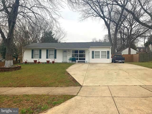 8115 Russell Road, ALEXANDRIA, VA 22309 (#VAFX1176894) :: Jacobs & Co. Real Estate