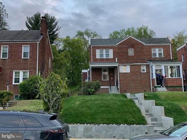 3437 Carpenter Street SE, WASHINGTON, DC 20020 (#DCDC504528) :: EXIT Realty Enterprises