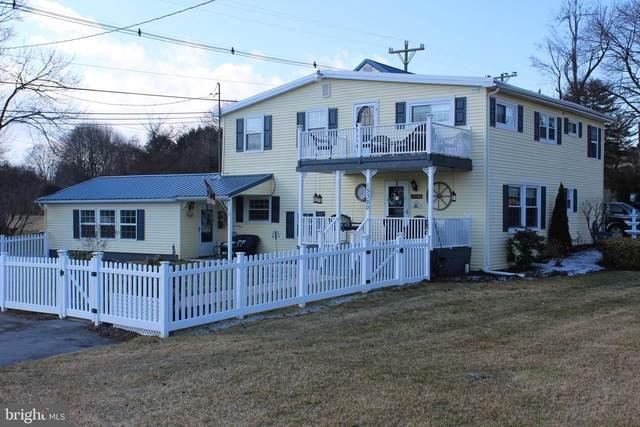 15380 Jacobs Church Road, BLUE RIDGE SUMMIT, PA 17214 (#PAFL177624) :: Liz Hamberger Real Estate Team of KW Keystone Realty