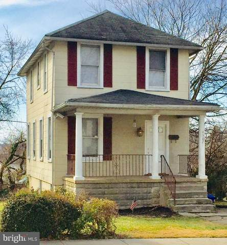 4307 Stanwood Avenue, BALTIMORE, MD 21206 (#MDBA537418) :: Network Realty Group