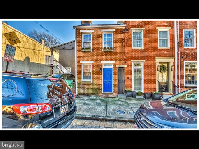 335 E Hamburg Street, BALTIMORE, MD 21230 (#MDBA537420) :: SURE Sales Group