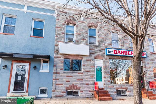 406 S Conkling Street, BALTIMORE, MD 21224 (#MDBA537424) :: The Piano Home Group