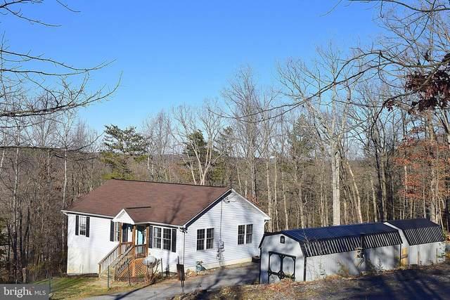 129 Walker Farm Drive, FRONT ROYAL, VA 22630 (#VAWR142460) :: AJ Team Realty