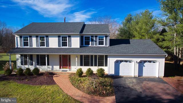 13 Amherst Way, PRINCETON JUNCTION, NJ 08550 (#NJME306938) :: Holloway Real Estate Group