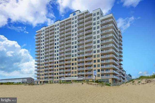 2 48TH Street 306 GATEWAY GRA, OCEAN CITY, MD 21842 (#MDWO119632) :: RE/MAX Coast and Country
