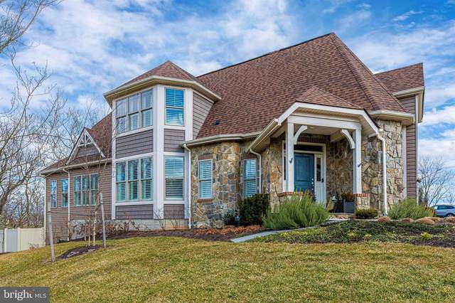 3124 Embrey Court, FREDERICK, MD 21701 (#MDFR276742) :: ExecuHome Realty