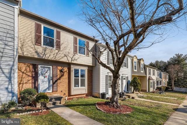 19349 Hottinger Circle, GERMANTOWN, MD 20874 (#MDMC741610) :: Great Falls Great Homes