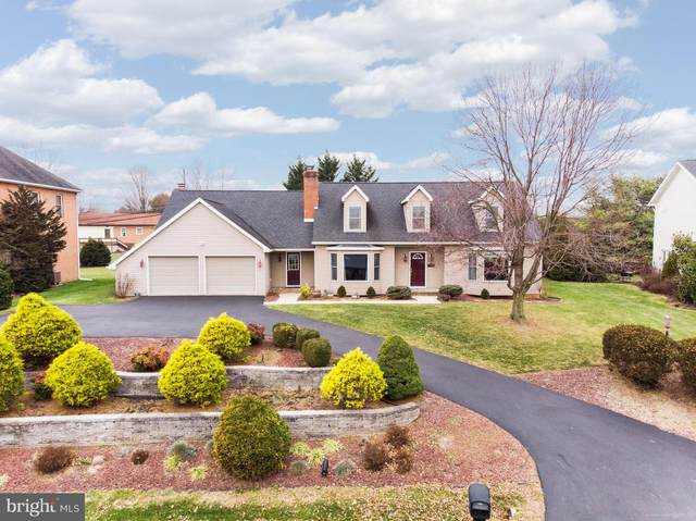19014 Rock Maple Drive, HAGERSTOWN, MD 21742 (#MDWA177330) :: The MD Home Team