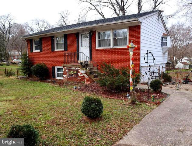 16212 Village Drive W, UPPER MARLBORO, MD 20772 (#MDPG594362) :: Murray & Co. Real Estate
