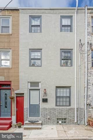 209 W Stiles Street, PHILADELPHIA, PA 19122 (#PAPH980652) :: The Matt Lenza Real Estate Team