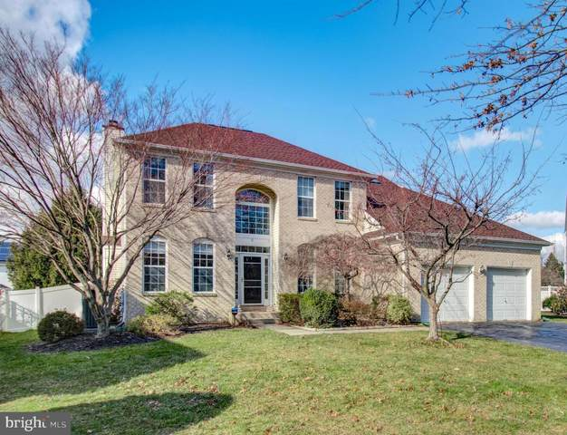 6 Lexington Court, EAST WINDSOR, NJ 08520 (#NJME306944) :: Colgan Real Estate