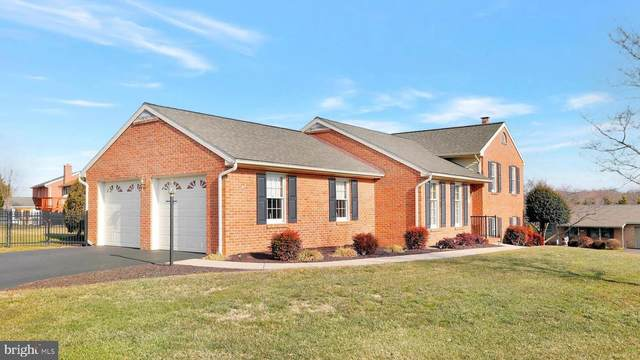 631 Cornell Avenue, HAGERSTOWN, MD 21742 (#MDWA177334) :: McClain-Williamson Realty, LLC.