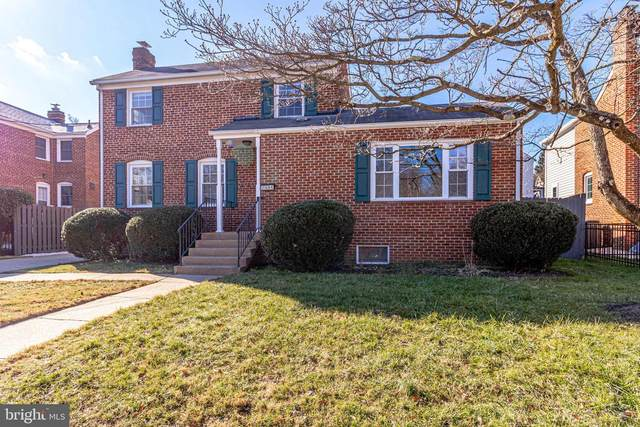2604 N George Mason Drive, ARLINGTON, VA 22207 (#VAAR175262) :: Tom & Cindy and Associates