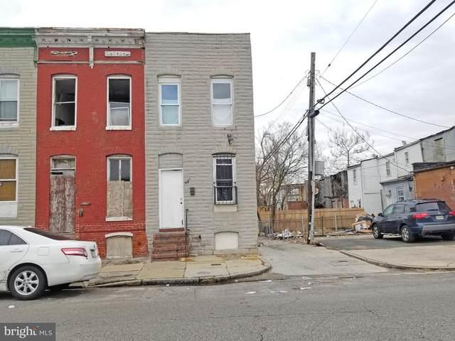 437 S Pulaski Street, BALTIMORE, MD 21223 (#MDBA537452) :: EXIT Realty Enterprises