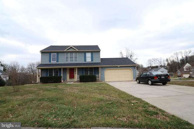 3801 Federal Lane, ABINGDON, MD 21009 (#MDHR256018) :: ExecuHome Realty