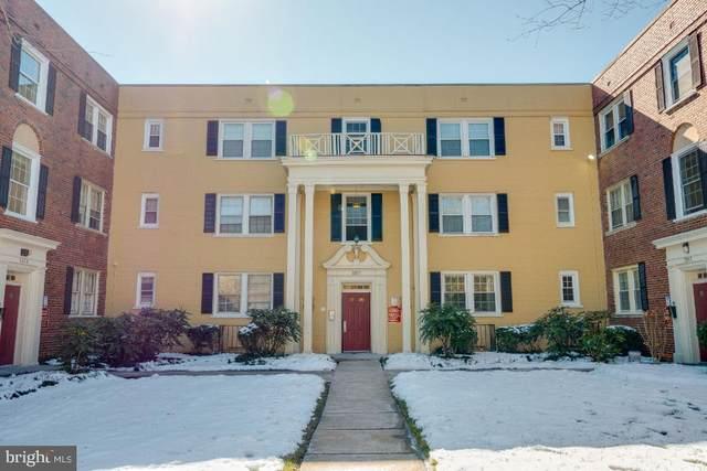 3907 Pennsylvania Avenue SE #102, WASHINGTON, DC 20020 (#DCDC504566) :: AJ Team Realty