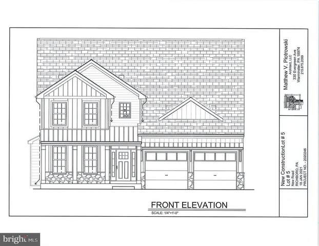 400 New Road, CHURCHVILLE, PA 18966 (#PABU519212) :: Shamrock Realty Group, Inc