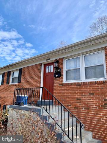 9359 Victoria Street, MANASSAS, VA 20110 (#VAPW513354) :: Tom & Cindy and Associates