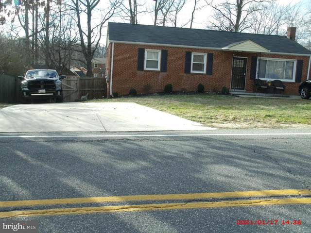 7121 Old Branch Avenue, TEMPLE HILLS, MD 20748 (#MDPG594384) :: Fairfax Realty of Tysons