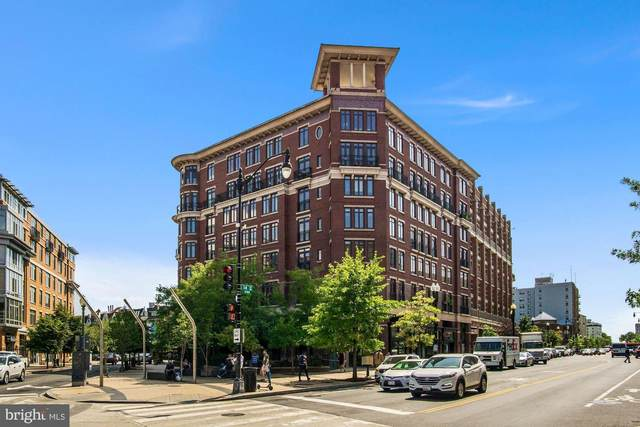 1390 Kenyon Street NW #419, WASHINGTON, DC 20010 (#DCDC504578) :: Bic DeCaro & Associates