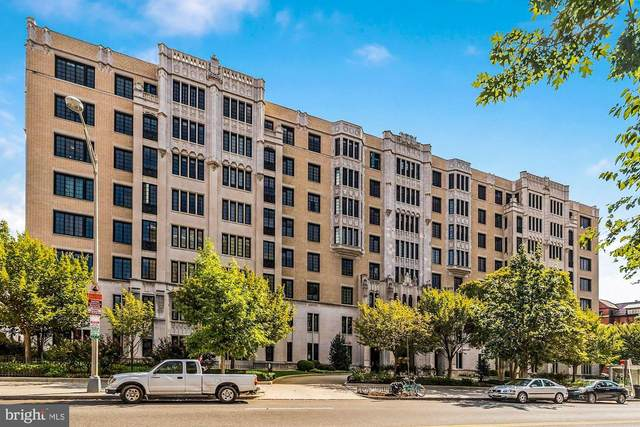 1701 16TH Street NW #126, WASHINGTON, DC 20009 (#DCDC504594) :: Fairfax Realty of Tysons