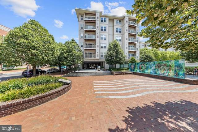 8045 Newell Street #515, SILVER SPRING, MD 20910 (#MDMC741646) :: Jacobs & Co. Real Estate