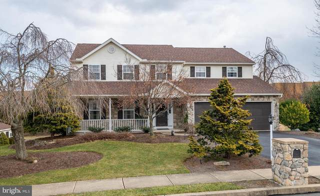 2409 Overland Avenue, READING, PA 19608 (#PABK372694) :: Iron Valley Real Estate