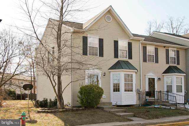 301 Sherando Circle, STEPHENS CITY, VA 22655 (#VAFV161834) :: The Licata Group/Keller Williams Realty