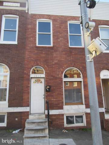 2815 Orleans Street, BALTIMORE, MD 21224 (#MDBA537478) :: Arlington Realty, Inc.