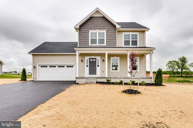 35 Trifecta Trail, MARTINSBURG, WV 25404 (#WVBE183224) :: City Smart Living