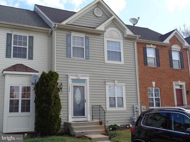 1605 Pullman Court, MOUNT AIRY, MD 21771 (#MDCR202088) :: Integrity Home Team