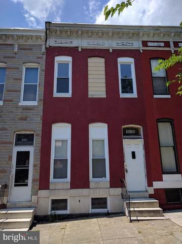 1630 N Bond Street, BALTIMORE, MD 21212 (#MDBA537488) :: Arlington Realty, Inc.