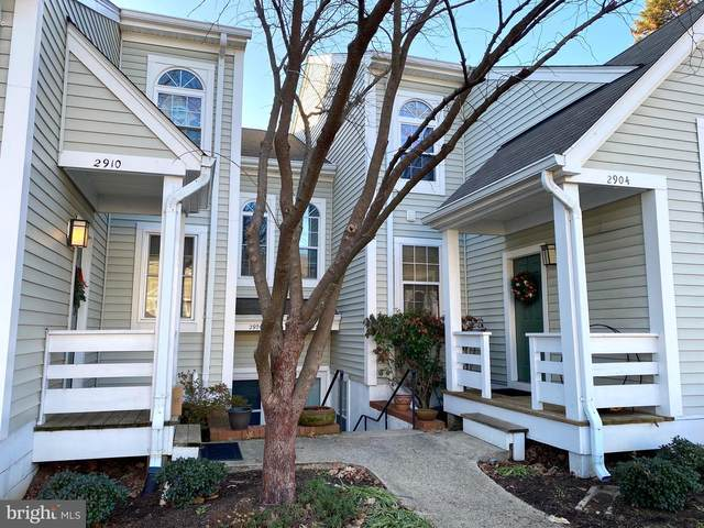 2900 Yarling Court, FALLS CHURCH, VA 22042 (#VAFX1177032) :: SURE Sales Group