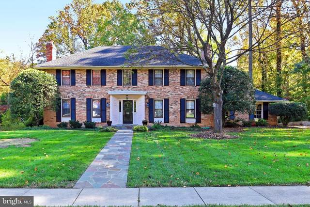6620 Goldsboro Road, FALLS CHURCH, VA 22042 (#VAFX1177036) :: Tom & Cindy and Associates