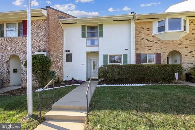 3607 S Leisure Wld Boulevard 19-G, SILVER SPRING, MD 20906 (#MDMC741678) :: Fairfax Realty of Tysons
