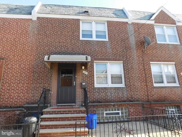 1807 S Newkirk Street, PHILADELPHIA, PA 19145 (#PAPH980844) :: The Dailey Group