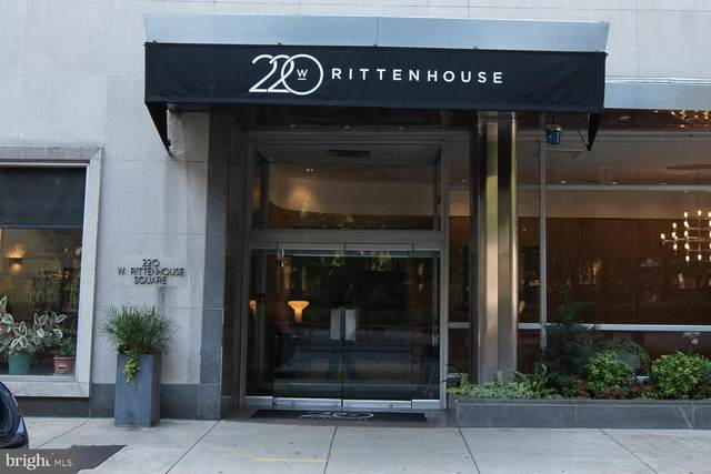 220 W Rittenhouse Square 3F, PHILADELPHIA, PA 19103 (#PAPH980846) :: The Dailey Group