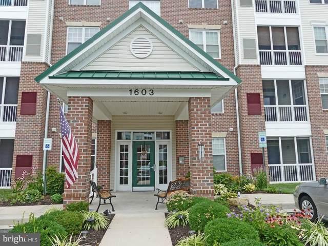 1603 Martha Court #202, BEL AIR, MD 21015 (#MDHR256028) :: Tessier Real Estate