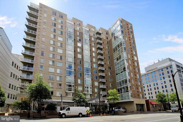 930 Wayne Avenue #1206, SILVER SPRING, MD 20910 (#MDMC741698) :: Colgan Real Estate