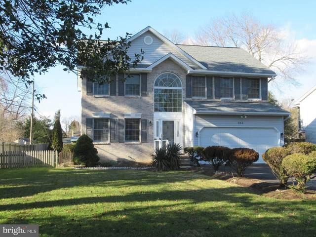 314 Kennard Avenue, EDGEWOOD, MD 21040 (#MDHR256036) :: Shamrock Realty Group, Inc