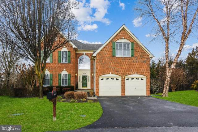 25959 Krebs Lane, CHANTILLY, VA 20152 (#VALO429312) :: Tessier Real Estate